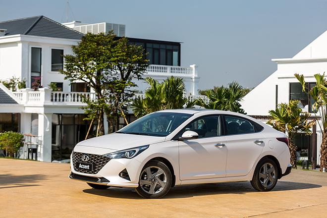 Giá xe Hyundai Accent lăn bánh tháng 3/2021 - 4