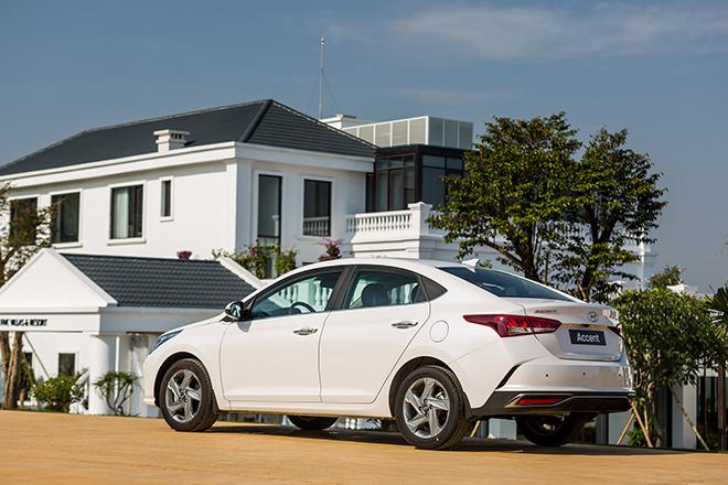 Giá xe Hyundai Accent lăn bánh tháng 3/2021 - 7