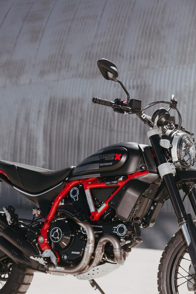 2021 Ducati Scrambler có bản chạy sa mạc cực ngầu - 2