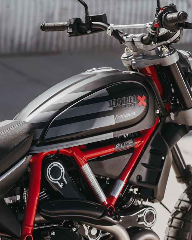 2021 Ducati Scrambler có bản chạy sa mạc cực ngầu - 3