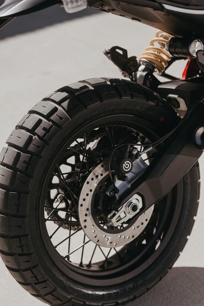 2021 Ducati Scrambler có bản chạy sa mạc cực ngầu - 6