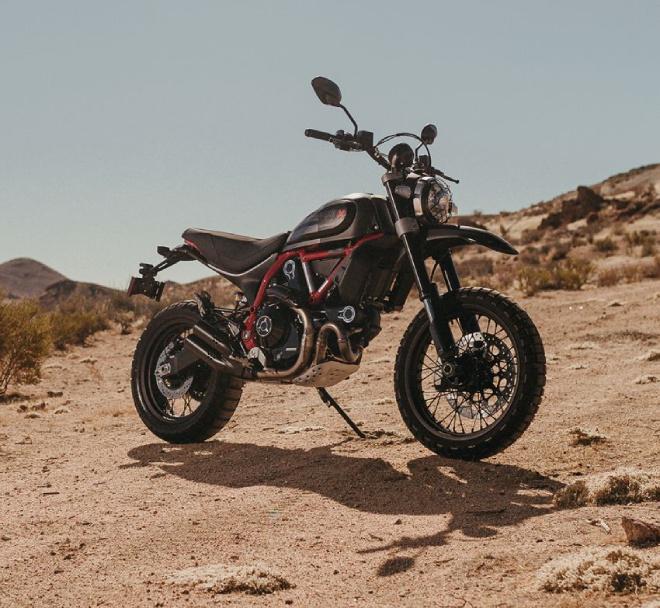 2021 Ducati Scrambler có bản chạy sa mạc cực ngầu - 7