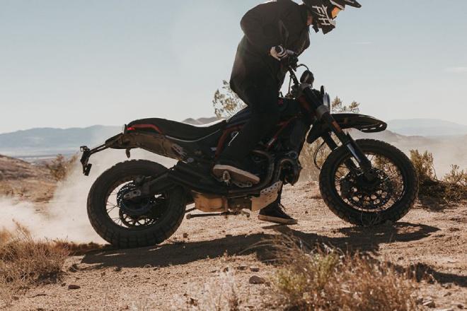 2021 Ducati Scrambler có bản chạy sa mạc cực ngầu - 8