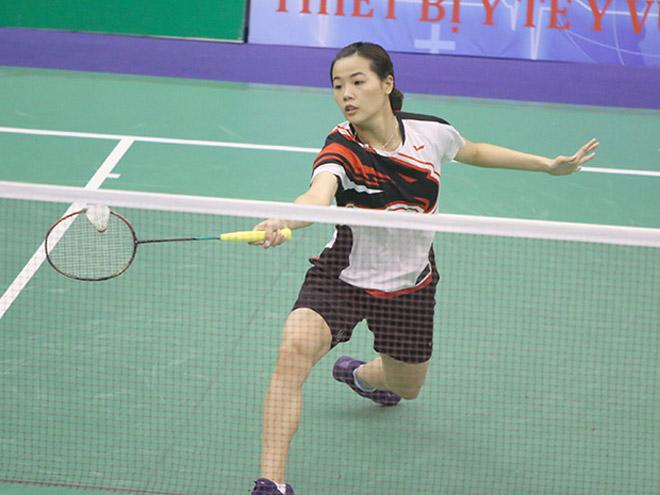 Hoa khôi cầu lông Việt Nam trước nguy cơ mất vé dự Olympic Tokyo - 1