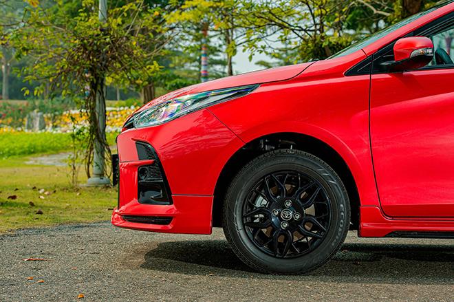Đánh giá nhanh Toyota Vios 2021 phiên bản thể thao GR-S - 4