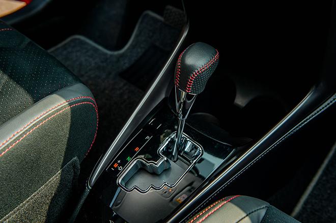 Đánh giá nhanh Toyota Vios 2021 phiên bản thể thao GR-S - 11