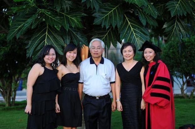 """Ái nữ kín tiếng nhà đại gia Việt: 3 """"nàng tiên"""" toàn Tiến sĩ Harvard, Oxford nhà PNJ - 1"""