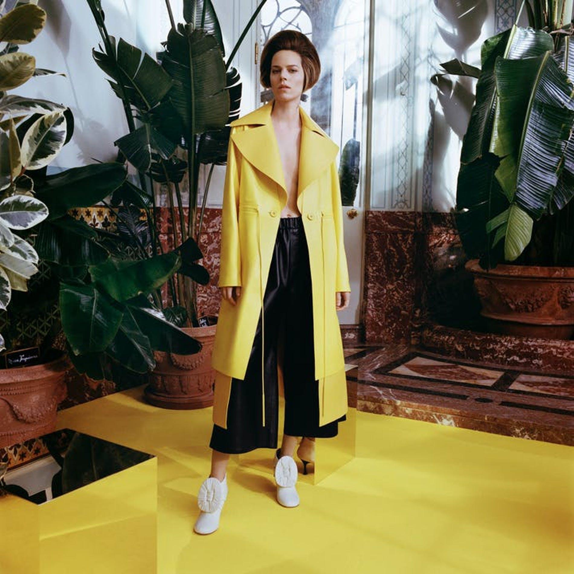 Những điều thú vị gì đã diễn ra tại tuần lễ thời trang Paris 2021 - 7