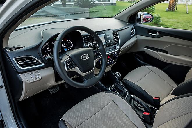 Đánh giá nhanh Hyundai Accent mới, thay đổi suy nghĩ khách hàng VIệt - 7