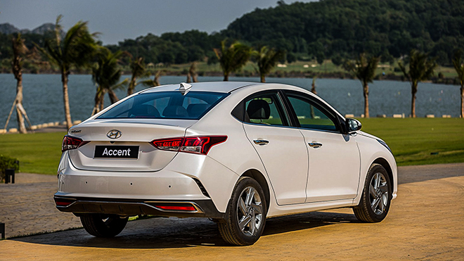 Đánh giá nhanh Hyundai Accent mới, thay đổi suy nghĩ khách hàng VIệt - 6