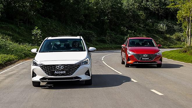 Đánh giá nhanh Hyundai Accent mới, thay đổi suy nghĩ khách hàng VIệt - 1