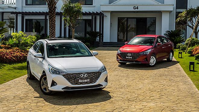 Đánh giá nhanh Hyundai Accent mới, thay đổi suy nghĩ khách hàng VIệt - 2