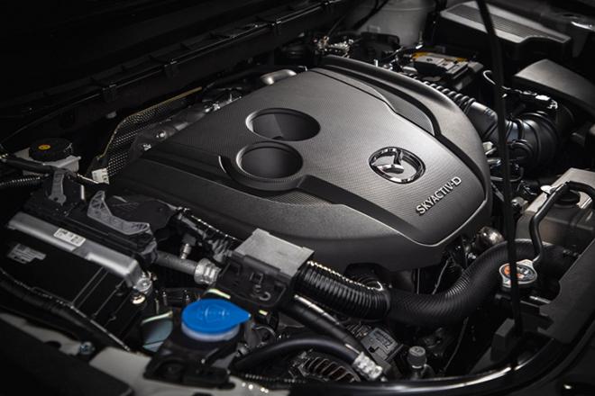 Mazda CX8 có thêm bản 6 chỗ tại một số thị trường - 6