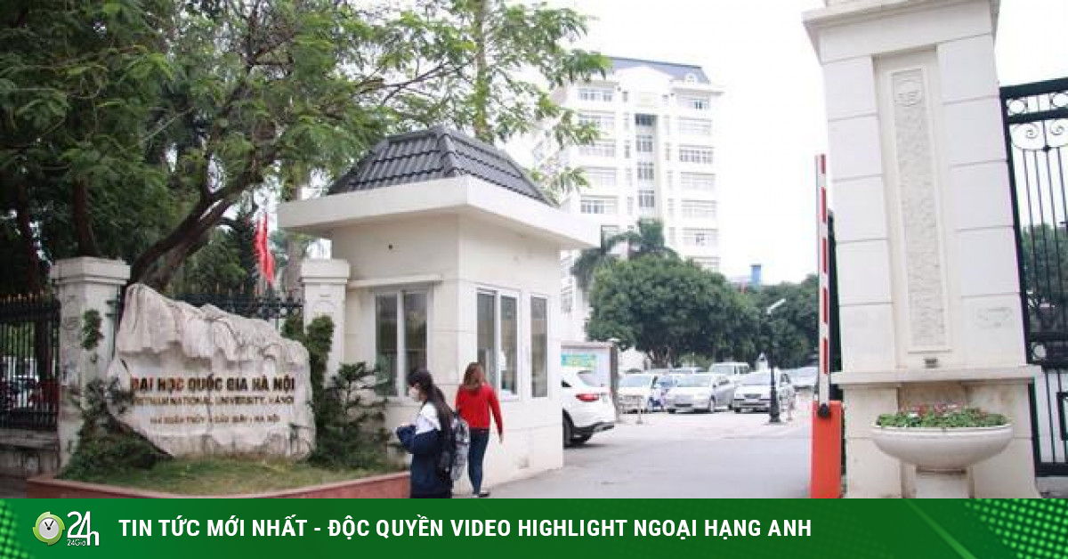 Đại học Quốc gia Hà Nội công bố đề thi tham khảo kỳ thi đánh giá năng lực