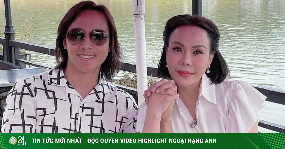 Việt Hương tặng 1,7 tỷ cho ông Đoàn Ngọc Hải mua xe cứu thương, tiết lộ phản ứng bất ngờ của ông xã
