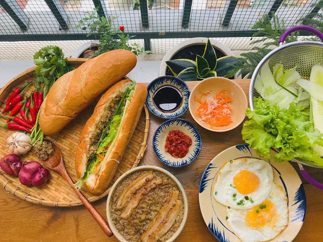 Công thức 3 món bánh mì Việt Nam, món ăn đường phố ngon nhất thế giới - 2