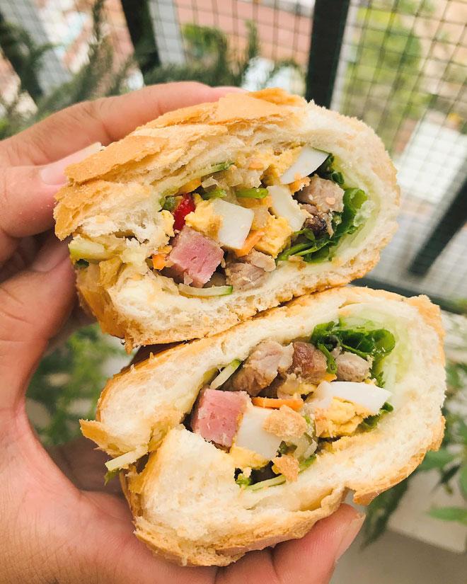 Công thức 3 món bánh mì Việt Nam, món ăn đường phố ngon nhất thế giới - 4