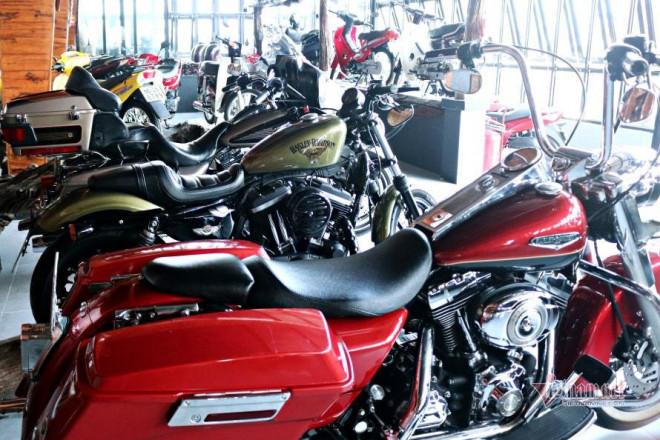 Choáng với dàn xe máy 500 chiếc toàn biển số đẹp độc nhất miền Tây - 3