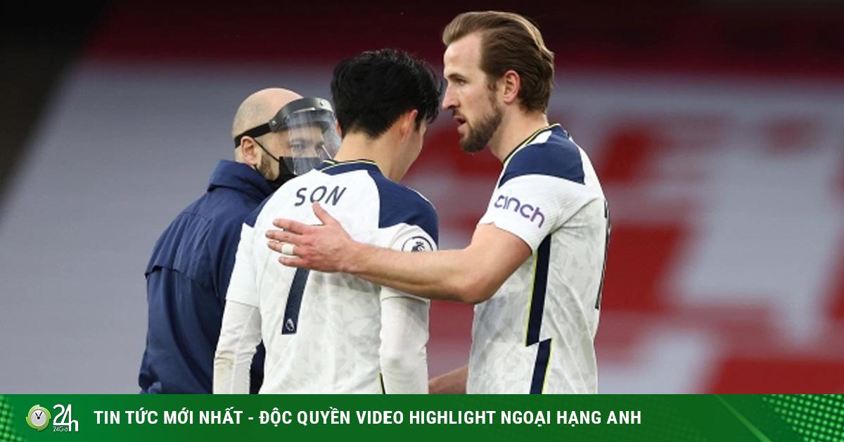 Tin mới nhất bóng đá sáng 17/3: Tottenham đón tin vui từ Son Heung Min