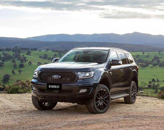 Ford Everest Sport mới về đại lý có gì đặc biệt? - 7