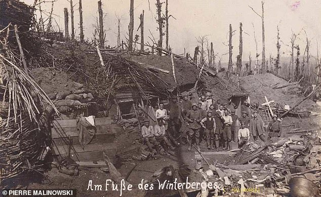 270 lính Đức mắc kẹt trong hầm ở Thế chiến I: Kẻ tự sát, người nhờ đồng đội kết liễu
