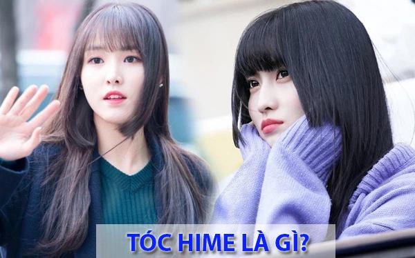 Những kiểu tóc Hime đẹp ấn tượng dẫn đầu xu hướng hiện nay - hình ảnh 1
