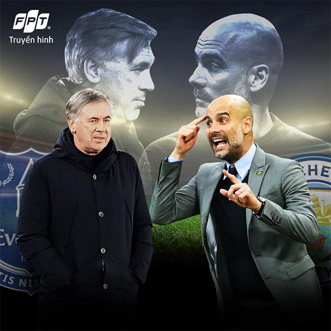Tứ kết FA Cup: Everton - Manchester City, cuộc chiến một mất một còn! - 1