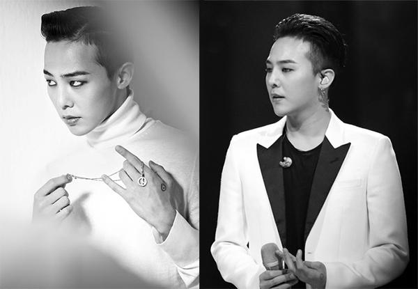 Những kiểu tóc G-Dragon cực ấn tượng cá tính và nổi bật hot nhất hiện nay - hình ảnh 1