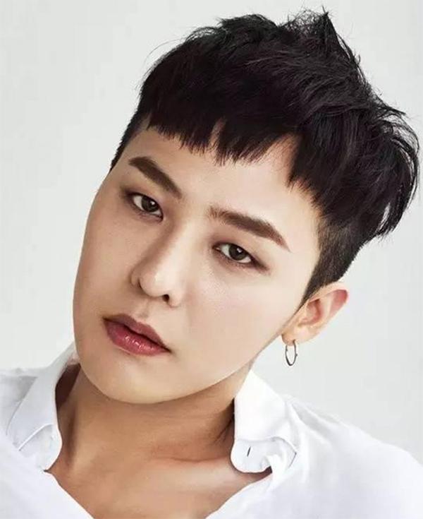 Những kiểu tóc G-Dragon cực ấn tượng cá tính và nổi bật hot nhất hiện nay - hình ảnh 5