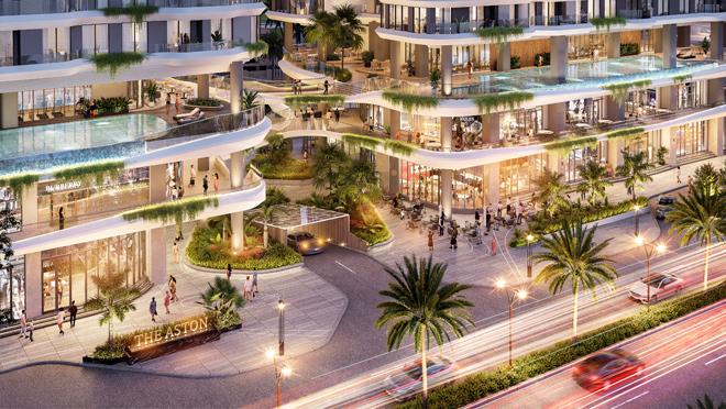Phát triển phố đêm thương mại thúc đẩy bất động sản trung tâm Nha Trang - 1