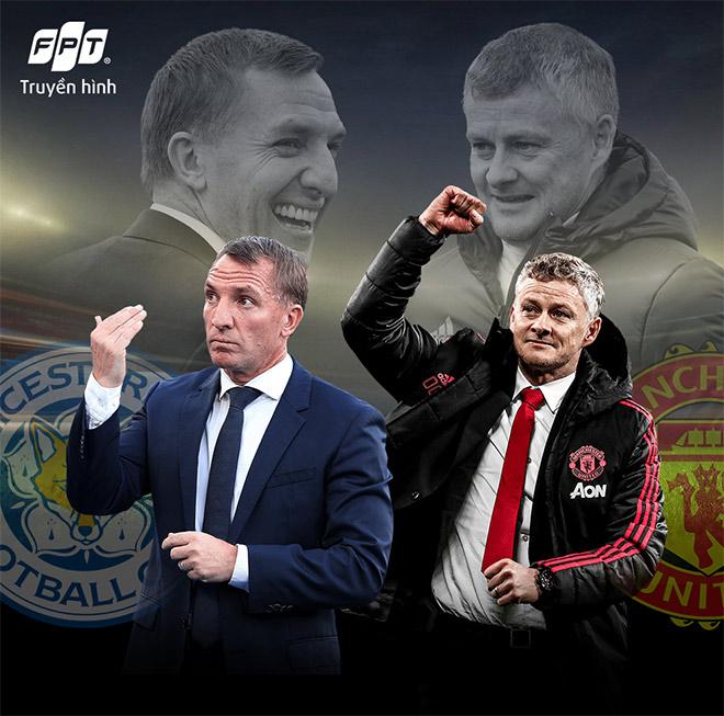 Tứ kết FA CUP: Leicester - Manchester United, Quỷ Đỏ đánh chiếm King Power? - 3