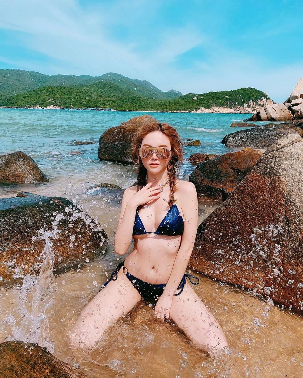 """""""Cô gái Hà thành khiến Tuấn Hưng lao tâm khổ tứ"""" tuổi """"băm"""" vẫn sở hữu body tuyệt tác - hình ảnh 6"""