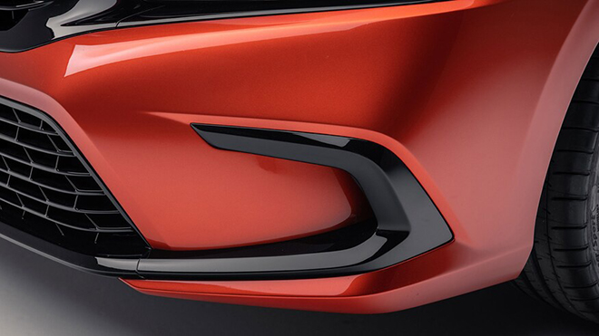 Honda Civic 2022 tiếp tục lộ ảnh thực tế, dự kiến ra mắt vào tháng sau - 10