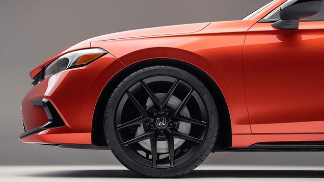 Honda Civic 2022 tiếp tục lộ ảnh thực tế, dự kiến ra mắt vào tháng sau - 6