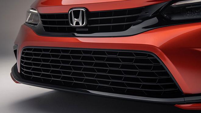 Honda Civic 2022 tiếp tục lộ ảnh thực tế, dự kiến ra mắt vào tháng sau - 9