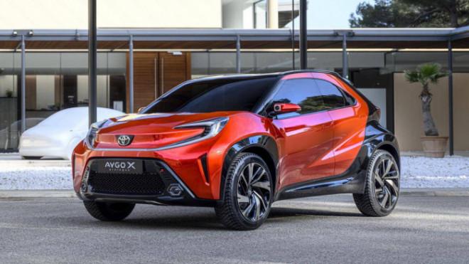 Hyundai i10 sắp có đối thủ mới từ thương hiệu Toyota - 1