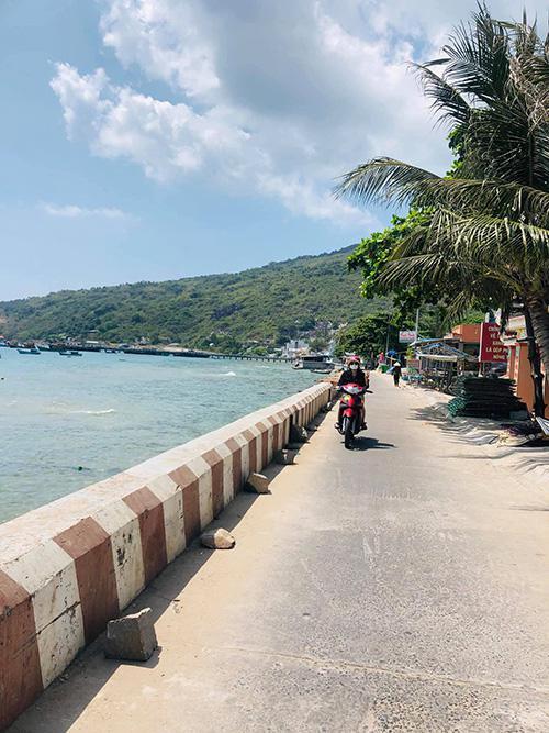 """Du lịch Đảo Lại Sơn - Kiên Giang: Ấn tượng mở cửa là """"chạm"""" biển - 4"""