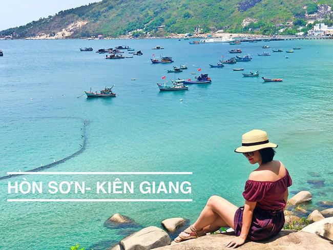 """Du lịch Đảo Lại Sơn - Kiên Giang: Ấn tượng mở cửa là """"chạm"""" biển - 1"""