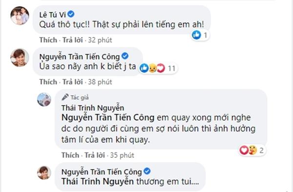Ca sĩ Thái Trinh chỉ đích danh quay phim quấy rối - hình ảnh 3