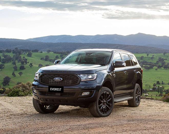Ford Everest 2021 đang được đại lý giảm giá tới 80 triệu đồng - 4