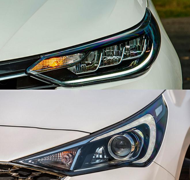 So sánh Toyota Vios và Hyundai Accent phiên bản nâng cấp, đâu là lựa chọn tốt - 3