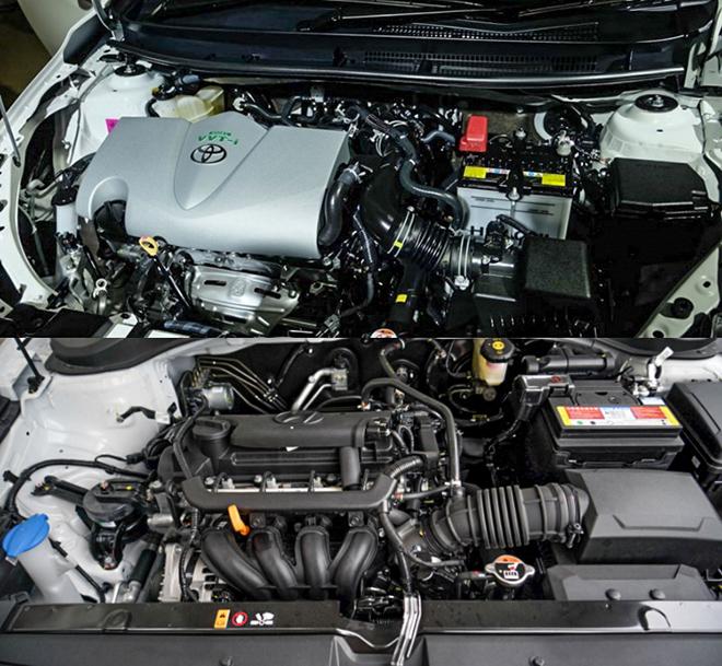 So sánh Toyota Vios và Hyundai Accent phiên bản nâng cấp, đâu là lựa chọn tốt - 8
