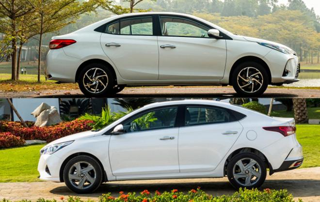 So sánh Toyota Vios và Hyundai Accent phiên bản nâng cấp, đâu là lựa chọn tốt - 4