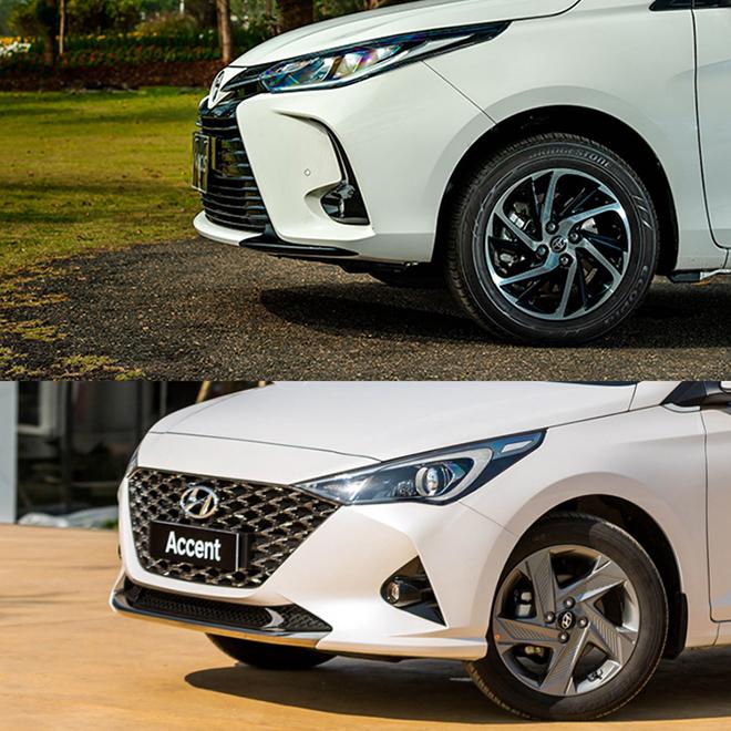 So sánh Toyota Vios và Hyundai Accent phiên bản nâng cấp, đâu là lựa chọn tốt - 6