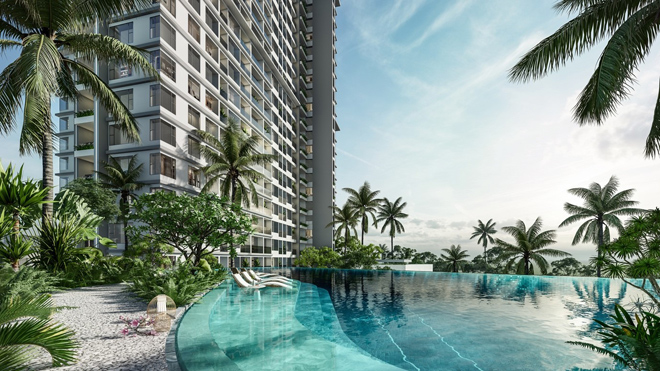 Thiên đường nghỉ dưỡng tựa Bali giữa lòng Ecopark - 7