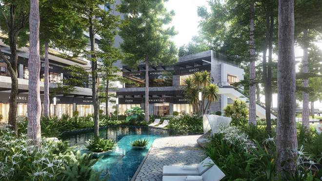 Thiên đường nghỉ dưỡng tựa Bali giữa lòng Ecopark - 9