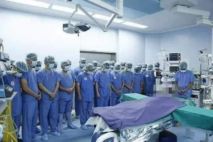 Nỗi đau xé lòng và ước nguyện của người mẹ già hiến tạng con trai cứu 6 người - hình ảnh 1
