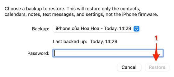 3 cách khôi phục tin nhắn đã xóa trên iPhone - 2