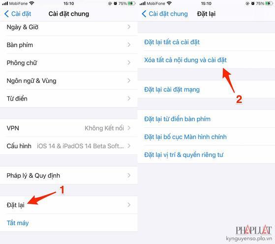 3 cách khôi phục tin nhắn đã xóa trên iPhone - 5