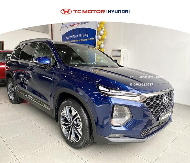 Lý do khiến Hyundai SantaFe New được yêu thích tại Việt Nam - 1